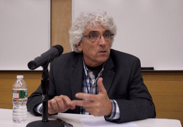 Panelist Yuval Neria.
